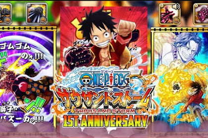 14 Game One Piece Android Terbaru 2019