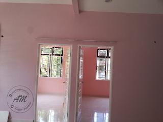 Rumah Idaman : Cat Pintu Utama dan Pintu Bilik