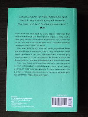 Sinopsis Novel Ibuk,