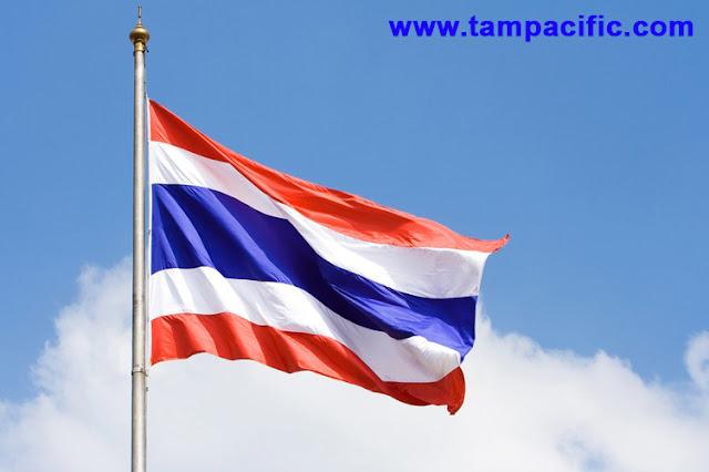 Quốc kỳ Thái Lan đại diện cho điều gì ?