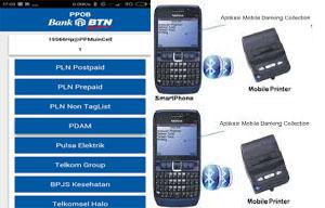 Cara Tambah User HP Untuk Transaksi Via Android Di Loket PPOB Griya Bayar BTN