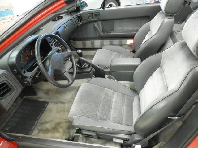Daily Turismo: Low Mile Creampuff: 1988 Mazda RX-7 Convertible