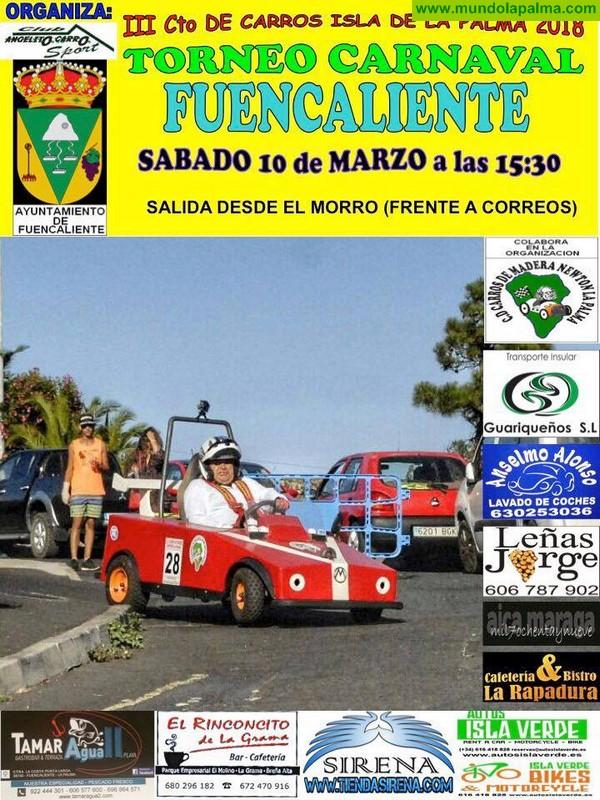 III Carnaval Trail - Carrera de Carros Carnaval de Fuencaliente