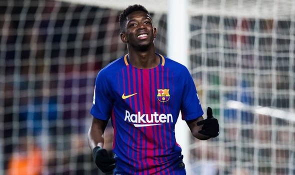 Ousmane Dembele Mantap Tinggalkan Barcelona