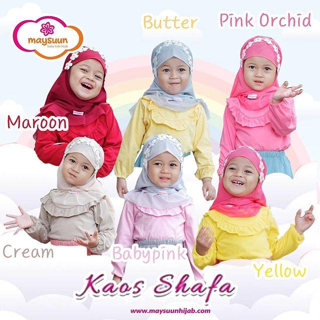 Maysuun Baby Hijab kids