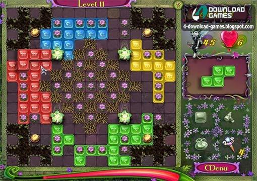 لعبة الذكاء Elven Mists كاملة ومجانية