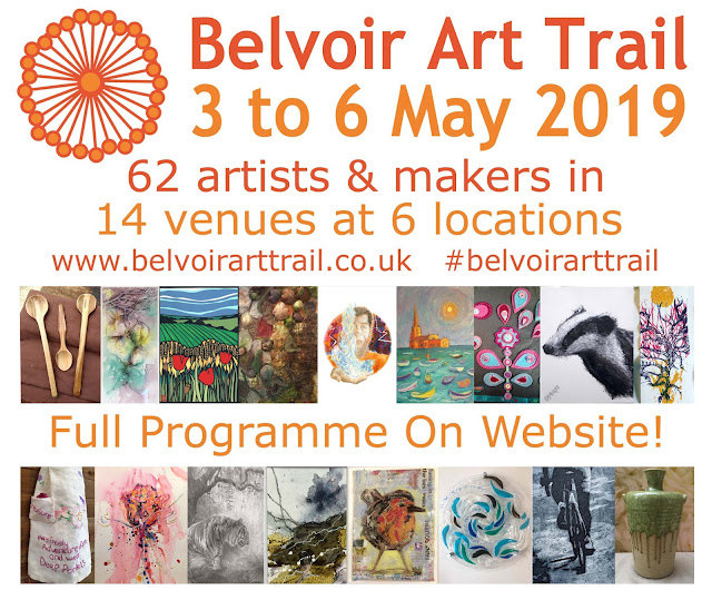 Belvoir Art Trail on line
