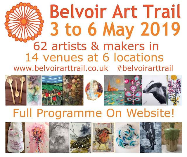 Belvoir Art Trail on line