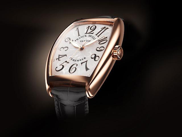 Franck Muller Remember Self-winding Mechanical Watch