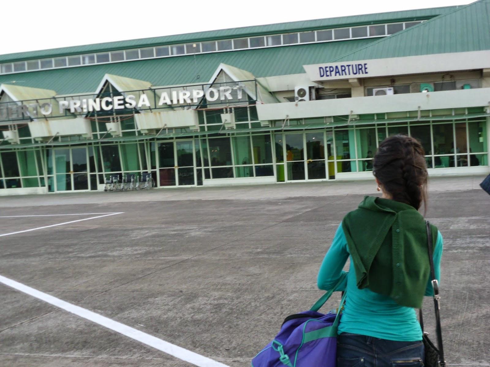 Aeroporto de Puerto Princesa