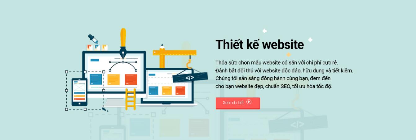 Thiết kế website chuyên nghiệp tại Hải Dương