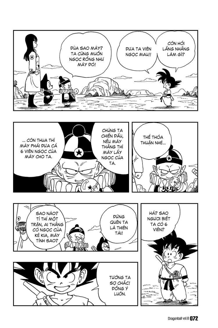 Dragon Ball chap 109 trang 9