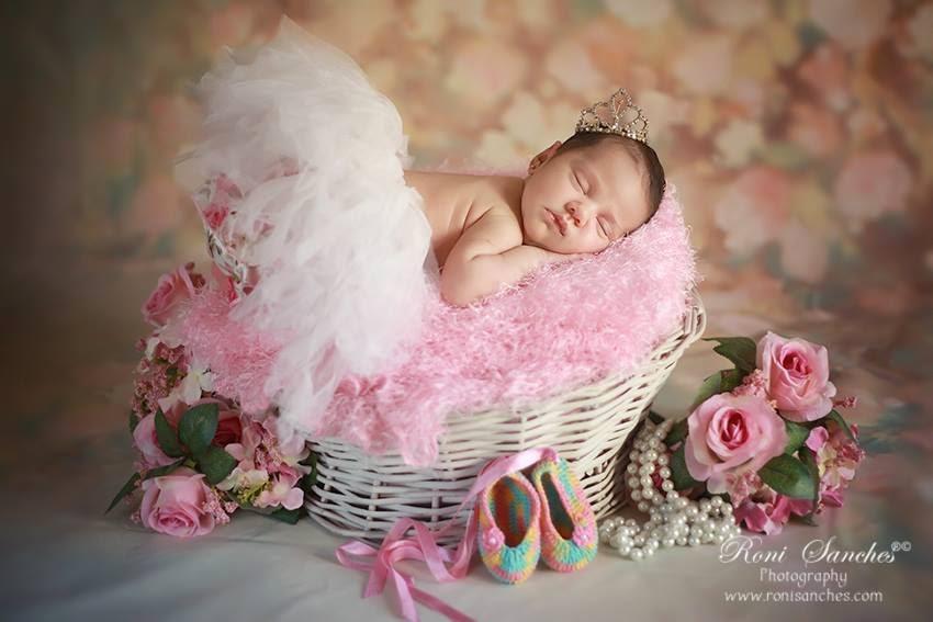 newborn cenário bailarina