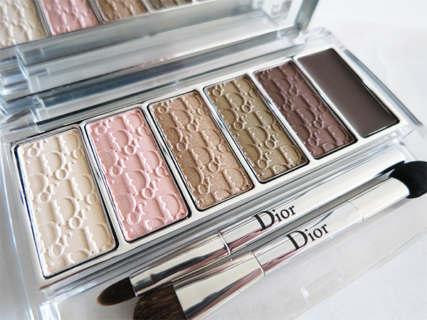 Dior Eye Reviver Backstage Pros Illuminating Neutrals Eye Palette 002