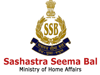 Sashastra Seema Bal logo