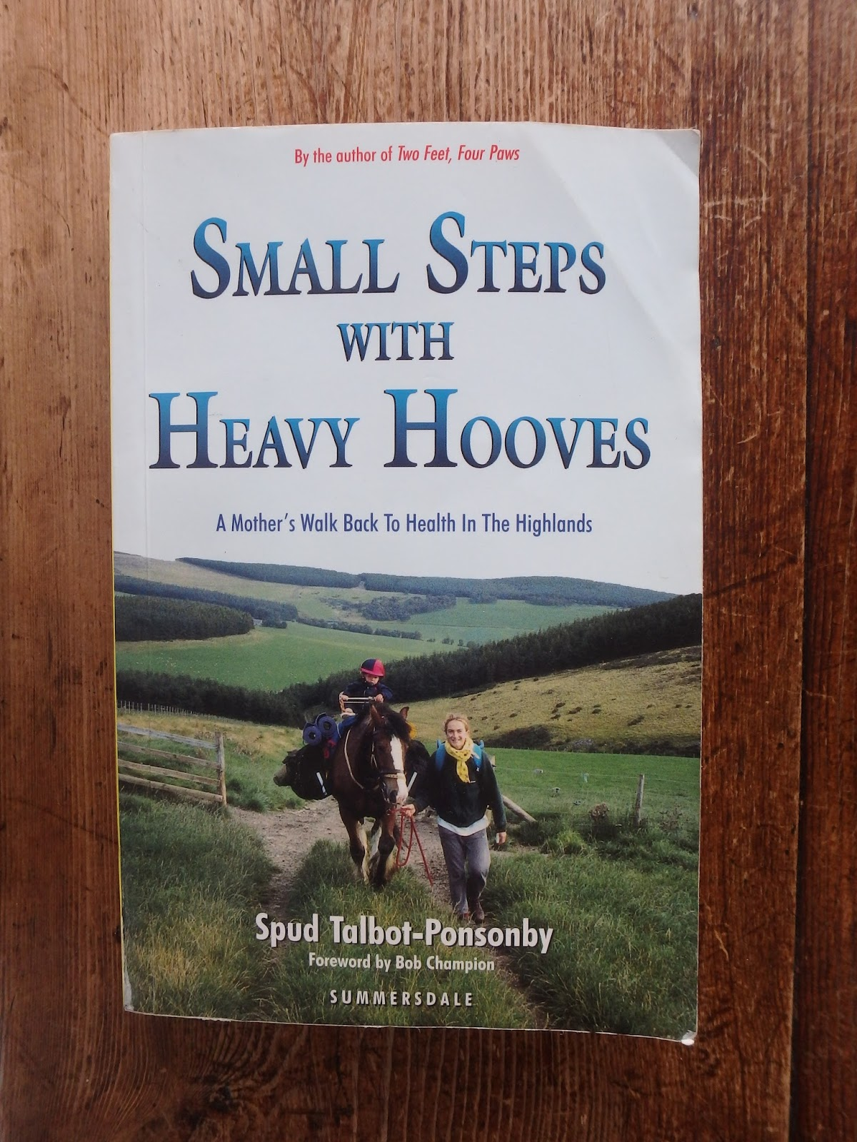 small steps with paws and hooves talbot ponsonby spud