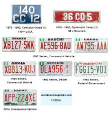Most People Or Even Lagosians Like Me Actually Look At The Three Alphabets On Nigerian Number Plates And Wonder What They Stand For