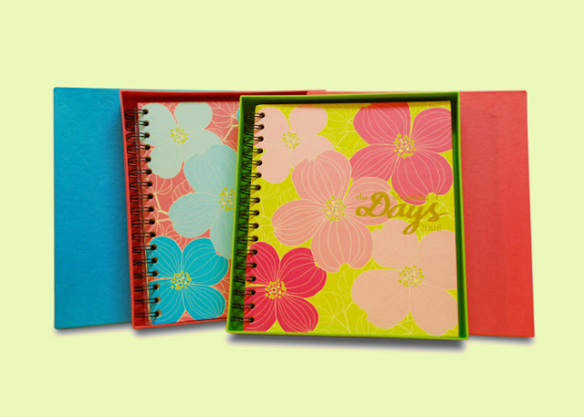 Blooming of Days 2008 Planner