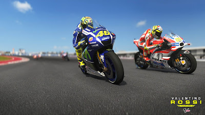 New Games: VALENTINO ROSSI - THE GAME (PS4, PC, Xbox One) | The Entertainment Factor
