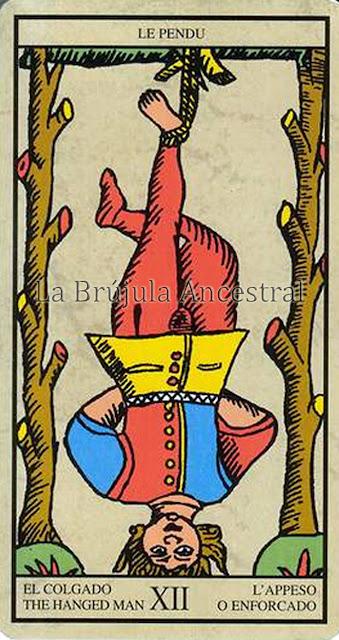 El Colgado Tarot de Marsella