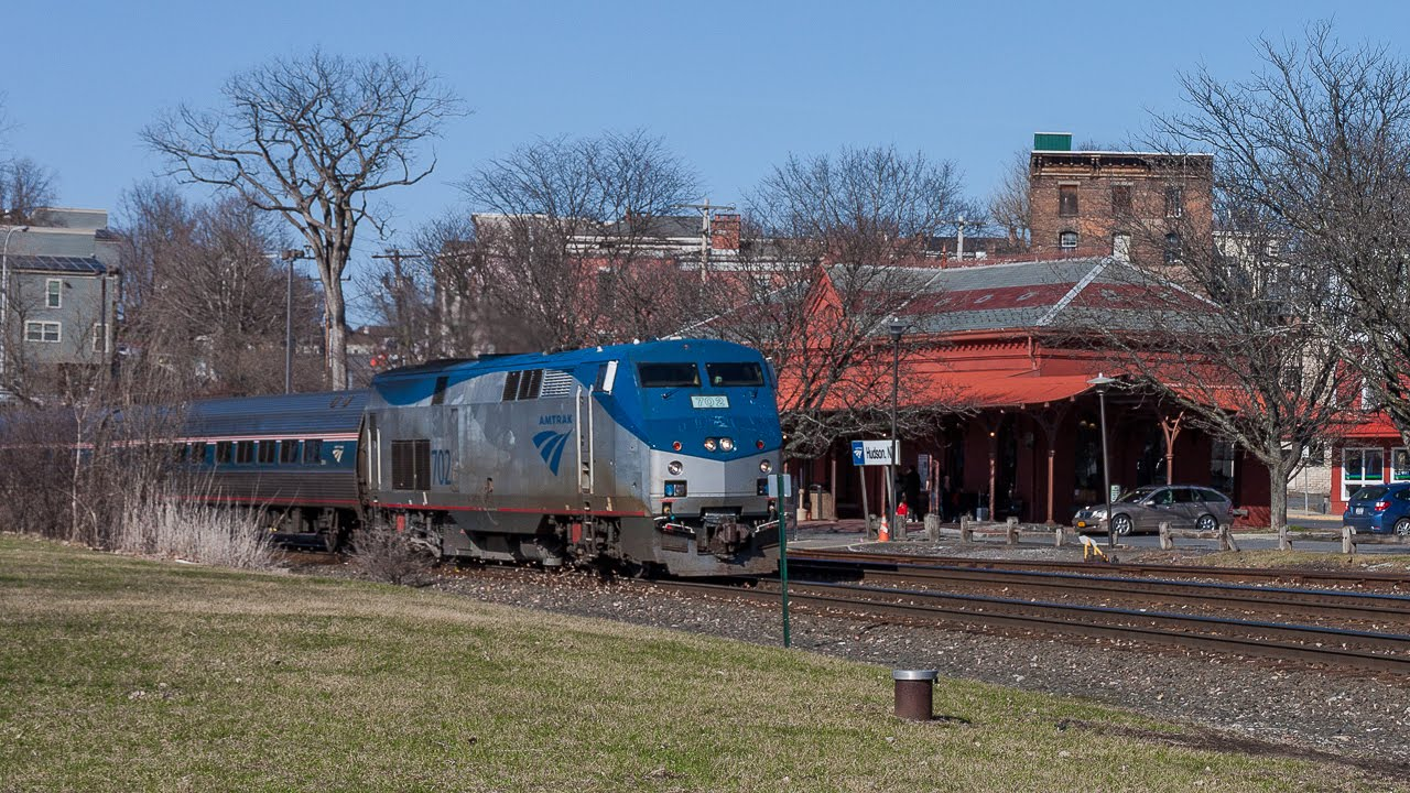 Exterior: The Gossips Of Rivertown: Amtrak And Safety