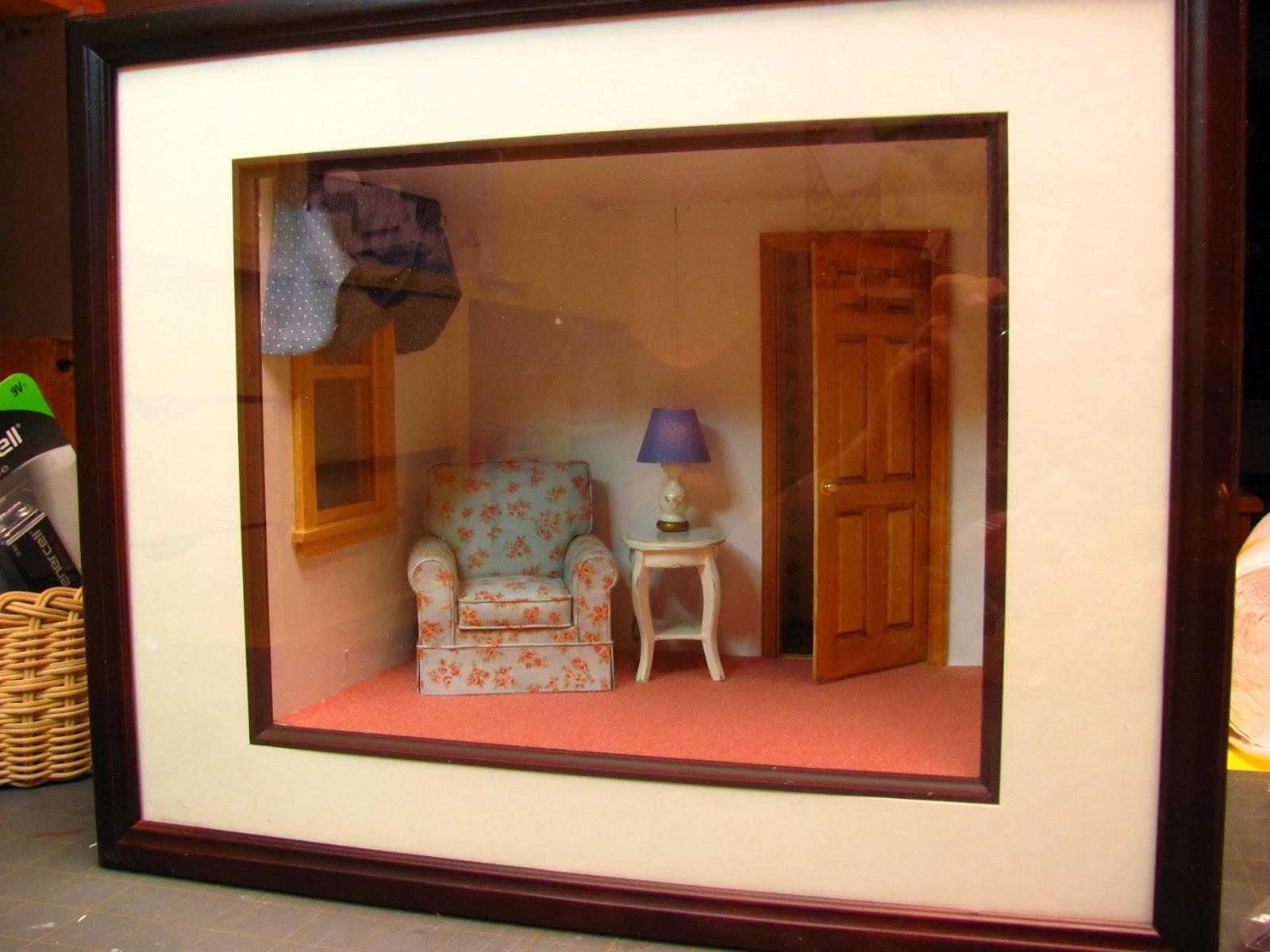 dollhouse miniature furniture tutorials 1 inch minis. Black Bedroom Furniture Sets. Home Design Ideas