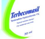 تربيكومازيل بخاخ لعلاج تينيا القدمين والجسم، النخالة الوردية Terbecomasil