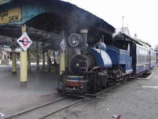 Kanchenjunga From Darjeeling