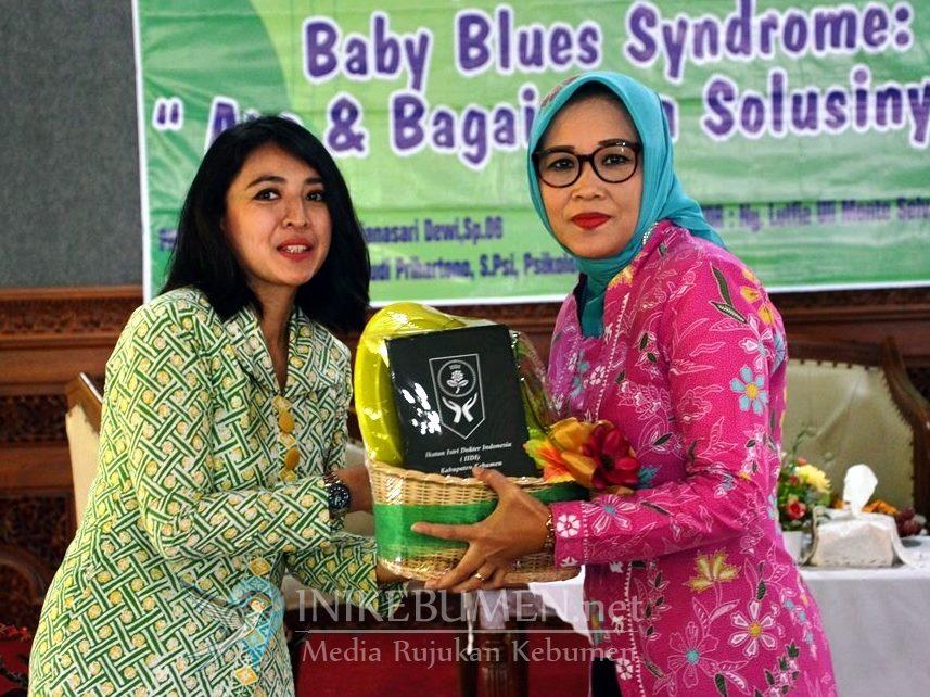 Ultah ke-64, IIDI Kebumen Gelar Seminar Baby Blues Syindrome