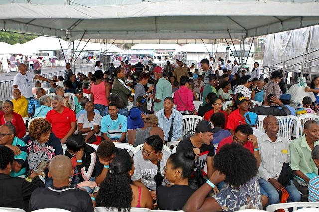 Feira Cidadã oferta mais de seis mil atendimentos em Candeias