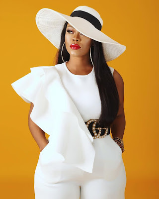 Danniella Okeke fashion and style looks