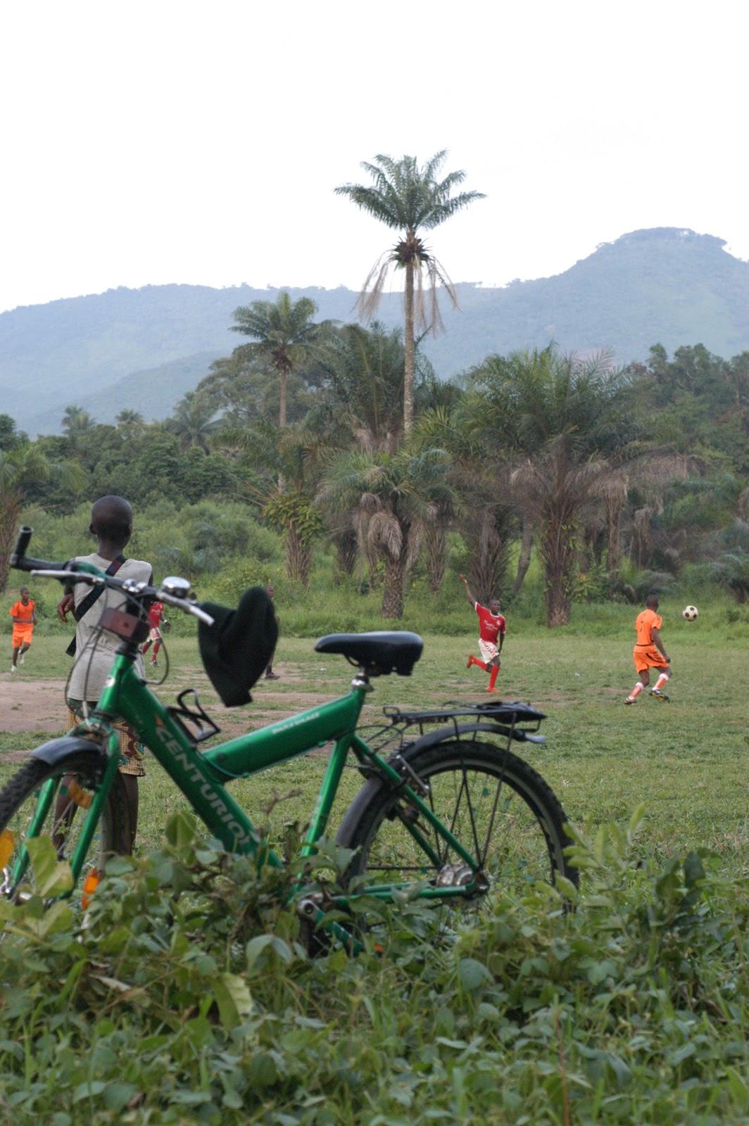 Cykler redder liv: juli 2012
