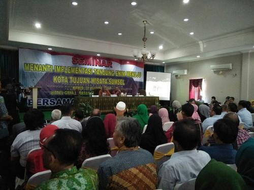 Pemkab Muara Enim Dukung Tanjung Enim Menuju Kota Wisata Sumsel