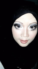 MAKE UP ALA2 ANIME....HIHII