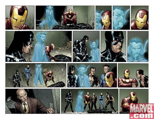 siapa anggota avengers illuminati marvel
