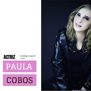 Paula Cobos Actriz. Sevilla