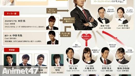 Ảnh trong phim Tại sao Seiya Toudoin 16 Tuổi Vẫn Chưa Có Bạn Gái 1