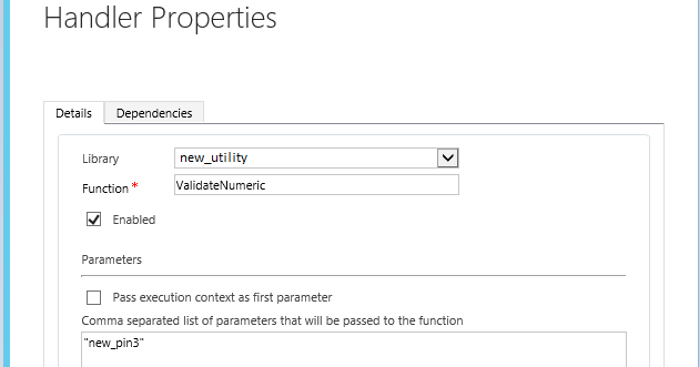 Javascript to allow only numeric characters in a field in MS CRM