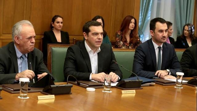 Αλ. Τσίπρας: 650 ευρώ ο κατώτατος μισθός - Αύξηση 11%