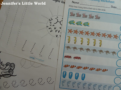 Review - Twinkl Teaching Resources downloadable printables