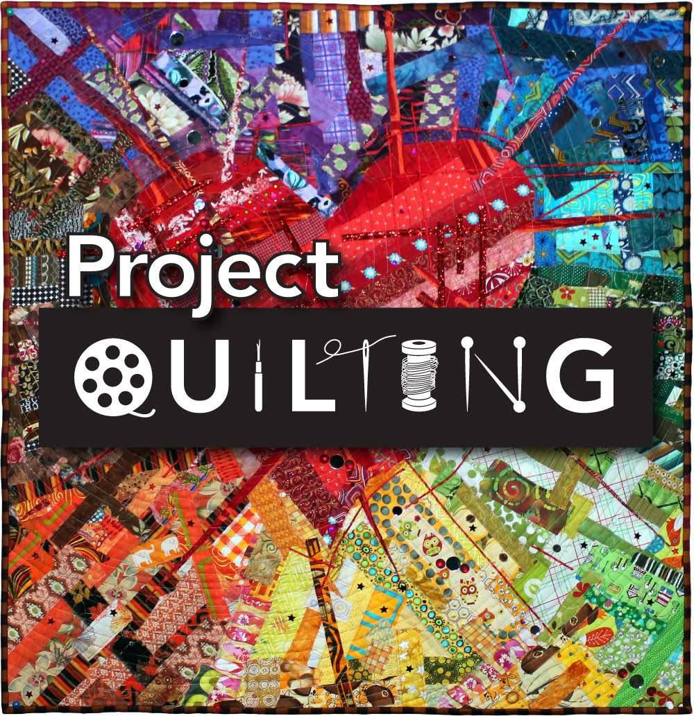 I sponsored Project Quilting with PRIZES again this year and for the past 9 years!