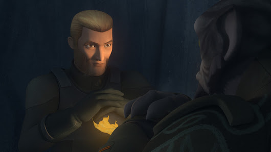 "Star Wars Rebels review: ""The Honorable Ones"" 
