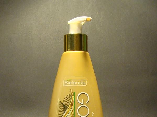 Bielenda Golden Oils, Mleczko do ciała
