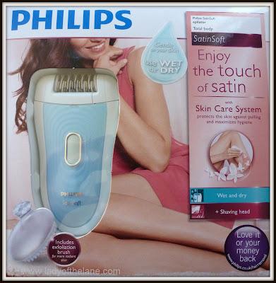 Philips SatinSoft Epilator
