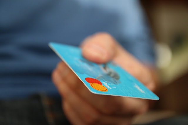 spending with debit card