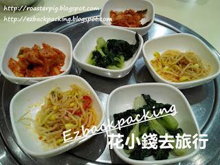 沙田韓國菜午餐