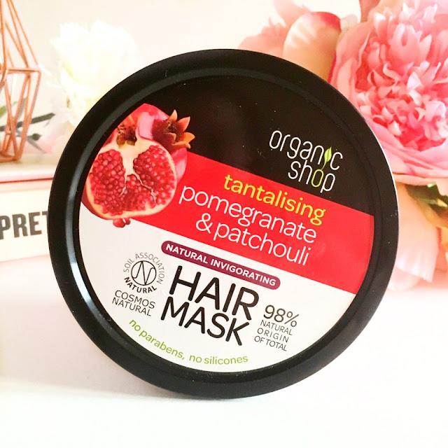Organic Shop Haircare Review
