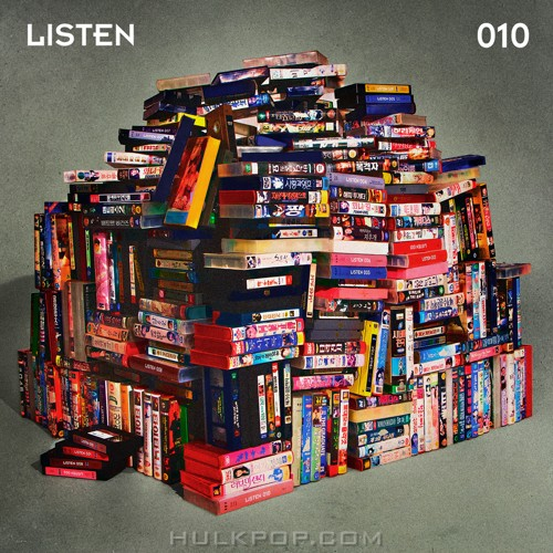 Yoon Jong Shin – LISTEN 010 Like It – Single