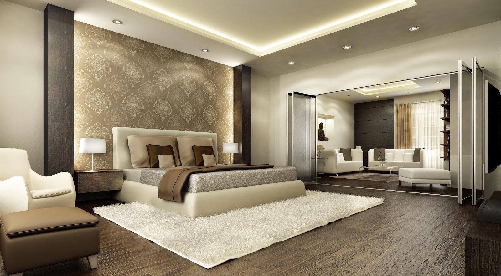 desain kamar tidur suami istri minimalis | dekorhom