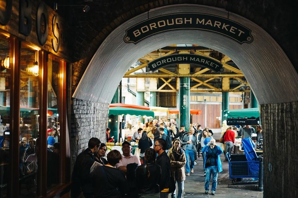 バラ・マーケット(Borough Market)